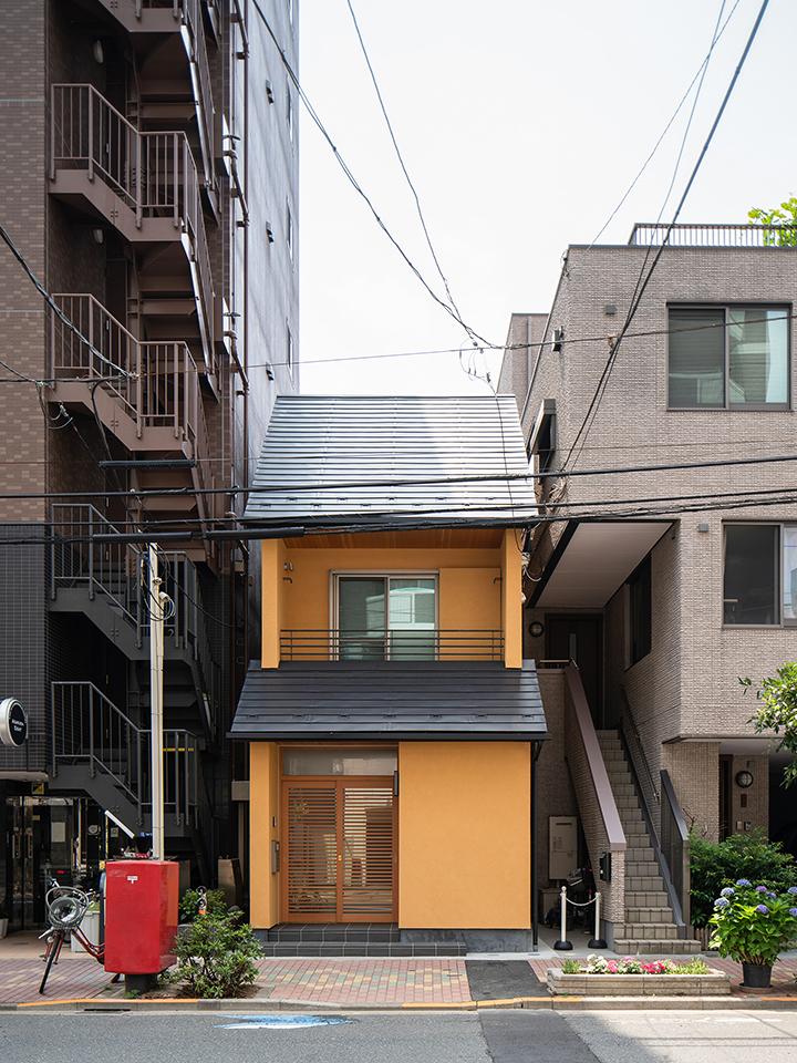 浅草の町屋